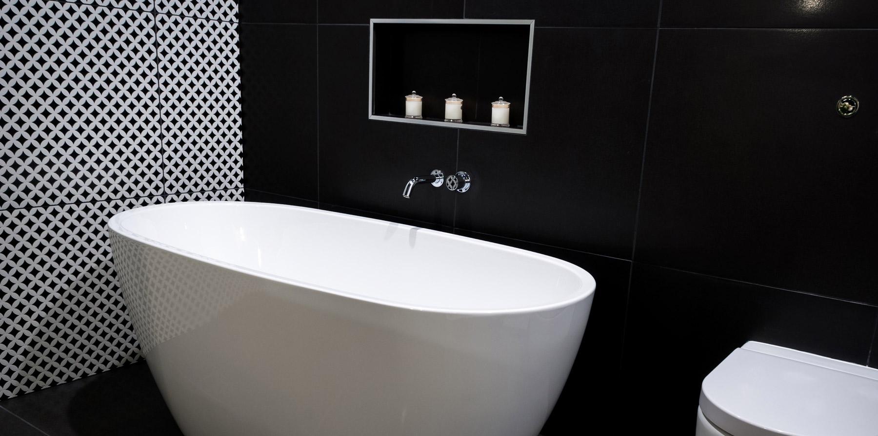Bathroom Renovations - MK Constructions