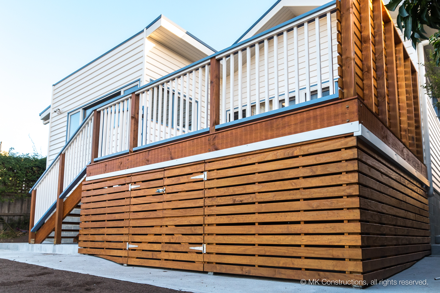 Newtown, House Renovation - MK Constructions